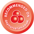 recommended on day nurseries icon
